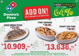 domino pizza tangerang selatan promo add on domino s pizza jakarta selatan pejaten