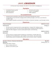Sample Of Resume For Students In College by Sample Resumes