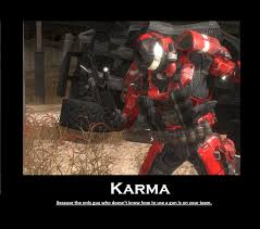 Halo Reach Memes - halo reach karma demotivational poster by xtenmaurufux on deviantart