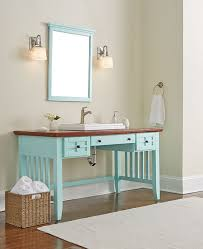 Home Depot Vanity Table Diy Bathroom Vanity Made From A Desk