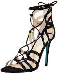 amazon com blue by betsey johnson women u0027s sb celia dress sandal