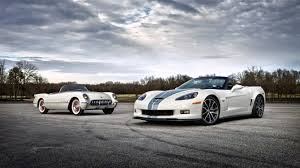 c6 corvette chevy sending c6 corvette with 427 convertible and 60th