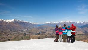 winter in queenstown queenstown nz