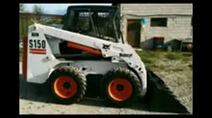 bobcat s150 skid steer loader service repair workshop manual