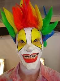 Scary Halloween Clown Costumes 73 Halloween Circus Images Halloween Ideas