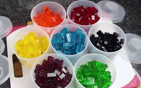 candy legos where to buy how to make edible stackable lego gummy candy bored panda