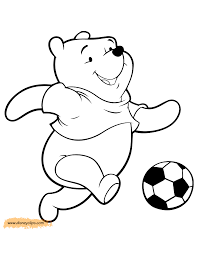 winnie pooh printable coloring pages disney coloring book