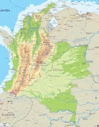 Map Of Venezuela Physical Map Of Jamaica Ezilon Maps Geography Of Jamaica