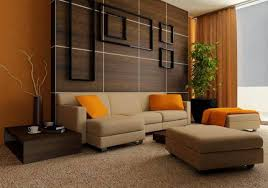 Color Palette Orange Green And Brown Living Room Color Schemes - Brown living room color schemes