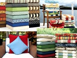 Patio Furniture Cushion Replacement Outdoor Cushion Replacement Wonderful Sew Easy Outdoor Cushion