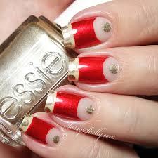 digit al dozen decades 1930s vintage half moon manicure