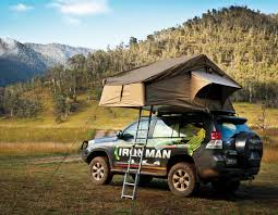 Ford Ranger Truck Tent - roof top tent ironman 4x4