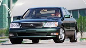 1989 lexus top 10 lexus models of all time clublexus
