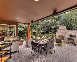 Pizza Oven Fireplace Combo by Pizza Oven With Outdoor Fireplace Houzz