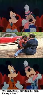 Mickey Meme - goncalo dies minnie and mickey meme by mollymolata on deviantart