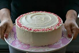 kitchen tested u2013 classic red velvet cake with old fashioned white