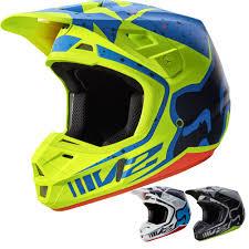 green motocross helmets racing v2 nirv mens motocross helmets