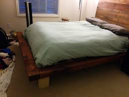 Crate And Barrel Platform Bed Kyle R Wenholz Platform Bed