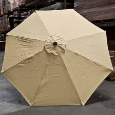Patio Umbrella Covers Replacement by Tips Southern Patio Umbrella Replacement Canopy Sunbrella