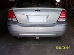 2010 ford taurus aftermarket tail lights montego tail lights on my five hundred finally ford taurus forum