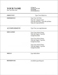 Resume Without Picture No Experience Resume Example Resume Example And Free Resume Maker