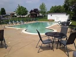 pool and deck pressure wash