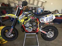 Dirt 85 Motocross Bikes For Sale Bike Magazine Stroke Buyerus
