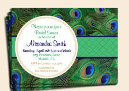 peacock invitations peacock invitations peacock invitation printable or printed with