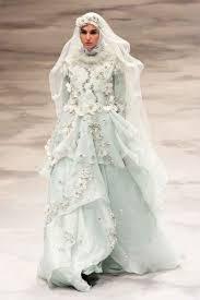 wedding dress syari muslim wedding dress models and syar i trend wedding trend