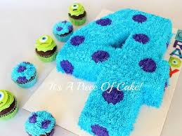 monsters inc themed 4 cake cakecentral com