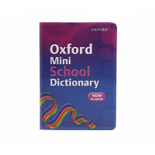 Oxford Dictionary Oxford Dictionary Mini School Dictionaries Thesaurus