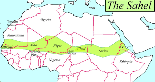Map Of Africa Countries 100 Nigeria Map Of Africa Africa U0027s Geography Ppt Video
