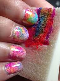 best 25 sponge nails ideas on pinterest sponge nail art