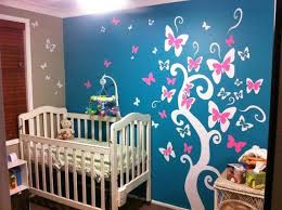 Emelias Butterfly Bedroom Inspiration For Kids Bedroom Decor At - Butterfly kids room