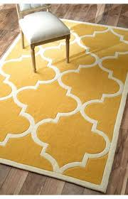 Trellis Rugs 25 Yellow Rug And Carpet Ideas To Brighten Up Any Room
