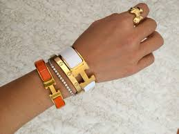 gold bracelet hermes images Pretty happy with my collection bracelets layering cartier jpg