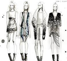 fashion design portfolio 2015 2016 sketch fashion fashion