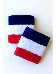 sweat bands usa wrist sweatbands set of 2 bands
