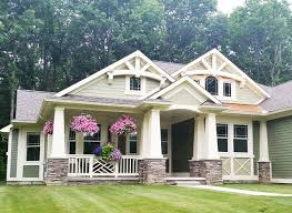 craftsman 2 story house plans bungalow house plan 23503jd craftsman exterior new york by