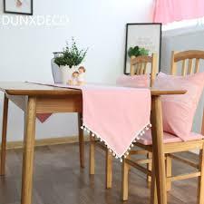 chemin de cuisine photo dunxdeco chemin de table coton couverture de table tissu