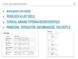 css tutorial pdf for dummies pdf generierung mit xml html und css was die tools können und was n