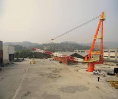Pedestal Crane Ts Series Offshore Cranes Ital Gru
