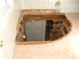 Bathtub Structure Structure The Sunken Tub Thumb And Hammer