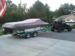 98 jeep towing capacity jeep wrangler towing a boat help jeepforum com