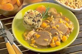cuisiner un filet mignon de porc filet mignon de porc aux cèpes et aux fruits secs maggi