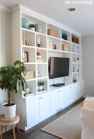 White Bookcase With Storage Best 25 Tv Bookcase Ideas On Pinterest Built In Tv Wall Unit