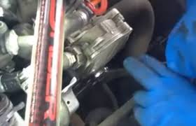 replacing a water pump audi q5 and q7 how to replace thermostat and water pump audiworld