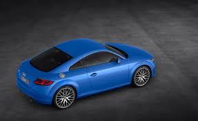 audi tt electric 2016 audi tt tts drive motor trend