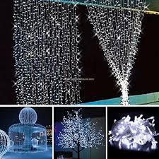 Solar Rv Awning Lights Led Solar String Lights Flashing Led Outdoor Decoration White