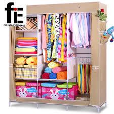 Wardrobe Storage Cabinet Bedroom Cabinet Clothes Storage Childcarepartnerships Org